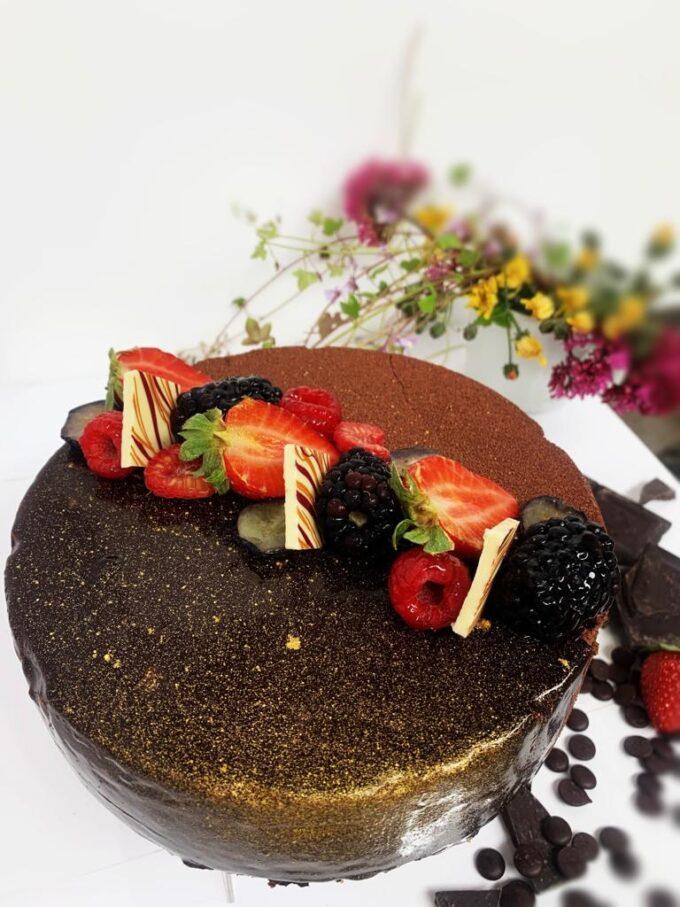 Cakeface Cake
